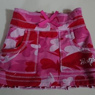 アベイシングエイプ(A BATHING APE)のA BATHING APE キッズ スカート 90サイズ(スカート)