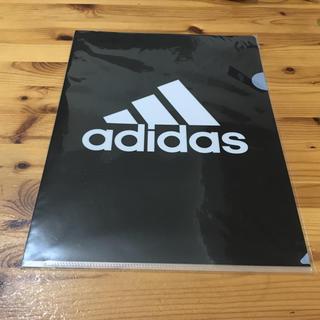 アディダス(adidas)のadidas クリアファイル(ファイル/バインダー)