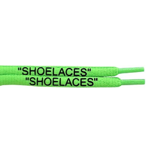 OFF-WHITE(オフホワイト)のRope Lace Supply 靴紐 シューレース  nike the ten メンズのメンズ その他(その他)の商品写真