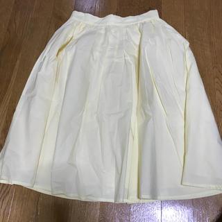 ジルバイジルスチュアート(JILL by JILLSTUART)のジルバイ ロング スカート(ひざ丈スカート)