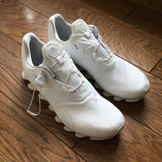 adidas - 【adidas】SpringBladeSolyce スプリングブレード(新品)