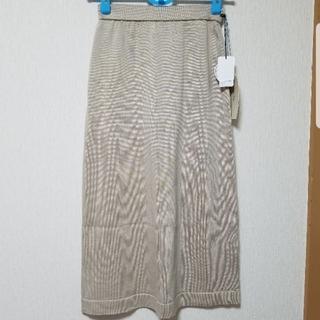 シールームリン(SeaRoomlynn)のsearoomlynn スリムニットスカート(その他)