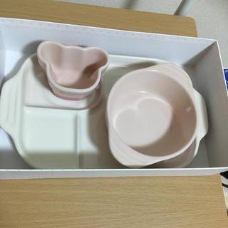 ルクルーゼ(LE CREUSET)のル・クルーゼ 食器セット(プレート/茶碗)