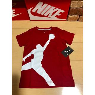 NIKE - 【新品】  NIKE ジョーダンプリントTシャツ サイズ120