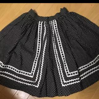 エミリーテンプル お出かけ 刺繍スカート