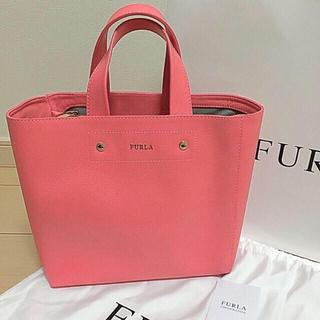 Furla - 極美品♡フルラ トートバッグ ピンク
