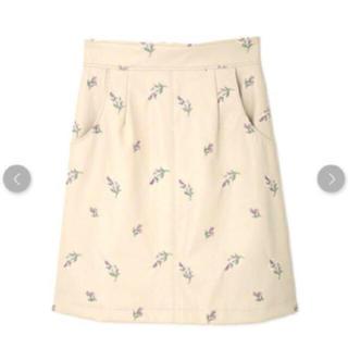 ジルバイジルスチュアート(JILL by JILLSTUART)のお買い得💗合皮スカート(ひざ丈スカート)