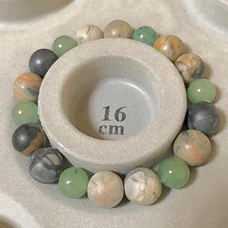 天然石ブレスレット 天然石 ブレスレット 天然石グリーンアベンチュリン 子宝