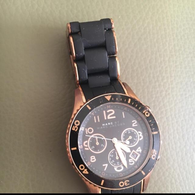 online store 6aa41 d95d9 マークバイジェイコブス 時計 メンズ レディース | フリマアプリ ラクマ
