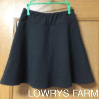ローリーズファーム(LOWRYS FARM)の《LOWRYS FARM》スカート(ミニスカート)