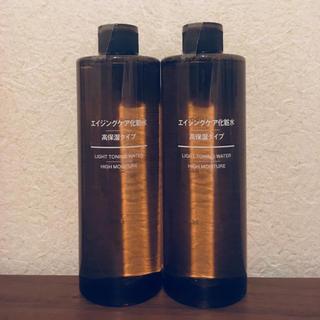 MUJI (無印良品) - 無印良品 エイジングケア 化粧水 高保湿