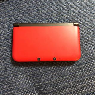 ニンテンドー3DS(ニンテンドー3DS)の任天堂3DSLL 赤色 (携帯用ゲーム本体)