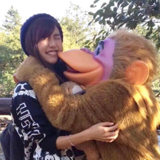 Disney - 真野恵里菜ちゃん着用♥ミッキーブルゾン