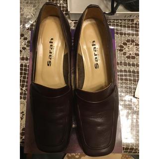 サラグレース(Sarah Grace)のsarah dazzling22.5cmEE(ローファー/革靴)
