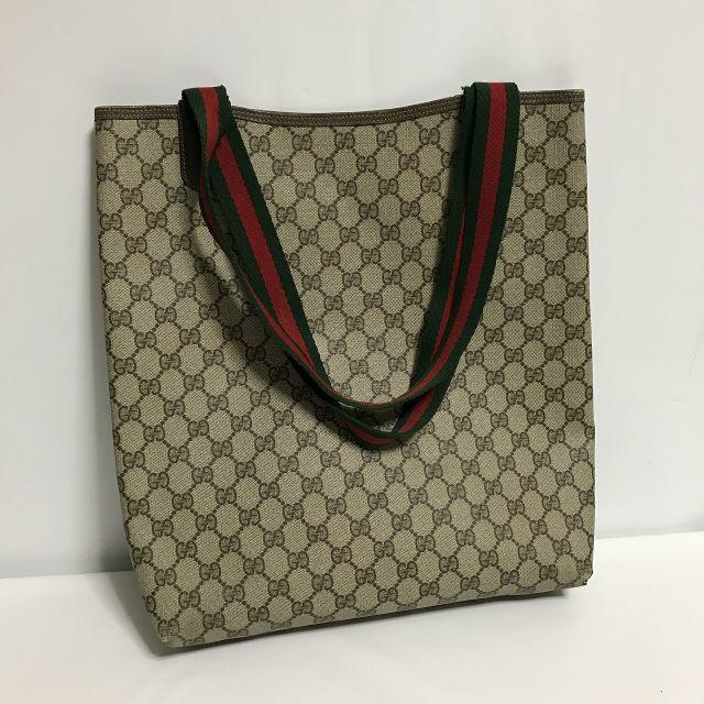 46f4be8f15fd Gucci(グッチ)のオールドグッチ トートバッグ Gucci シェリーライン レディースのバッグ(