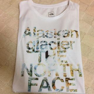 THE NORTH FACE - ノースフェイス 半袖 ホワイト Tシャツ レディース