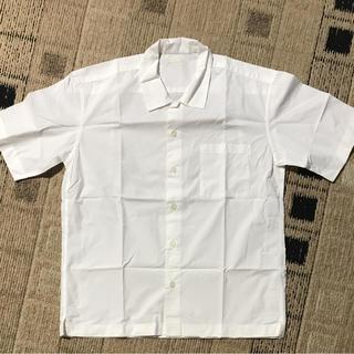 ジーユー(GU)のビッグシャツ 半袖(シャツ)