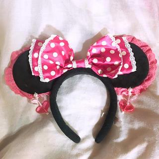 ディズニー(Disney)のミニーちゃん カチューシャ ディズニー(カチューシャ)