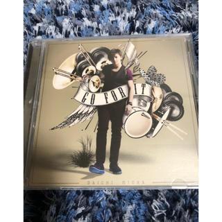 三浦大知 GOFORIT CD