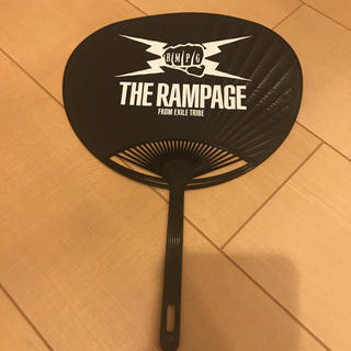 THE RAMPAGE - RAMPAGEうちわ