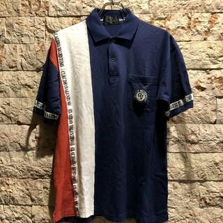 ヴァレンティノ(VALENTINO)の「CLAUDIO VALENTINO」ヴァレンティノ ポロシャツ 古着(ポロシャツ)