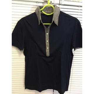 エムケーミッシェルクランオム(MK MICHEL KLEIN homme)のMK homme メンズ ポロシャツ(ポロシャツ)