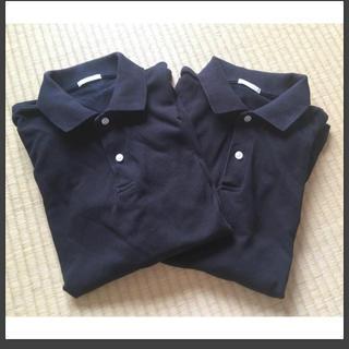GU - G.U. ポロシャツ 2枚セット