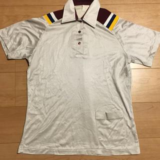 USA製 70s vintage Hilton ボーリングシャツ(ポロシャツ)