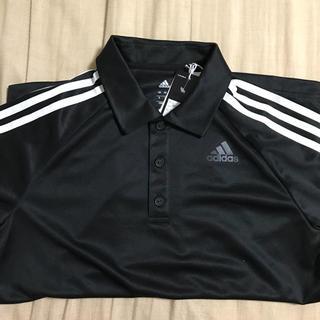 アディダス(adidas)のアディダスポロシャツ 新品タグ付き(ポロシャツ)