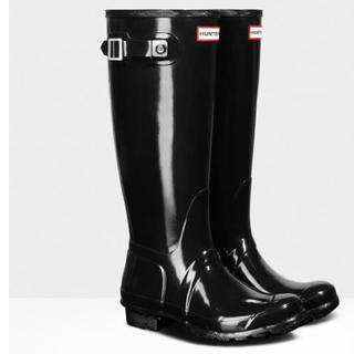 ハンター(HUNTER)のHUNTER  ハンター  新品レインブーツ UK3(レインブーツ/長靴)