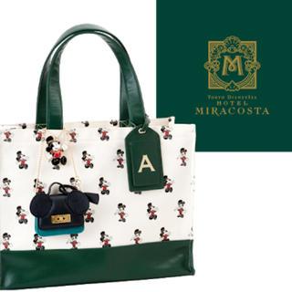 Disney - ミラコスタ 宿泊者限定 バッグ