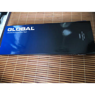 グローバル(GLOBAL)のGLOBAL グローバル包丁 ステンレス 三徳3点セット(調理道具/製菓道具)