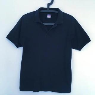 【難あり】メンズ 鹿の子ポロシャツ S(ポロシャツ)