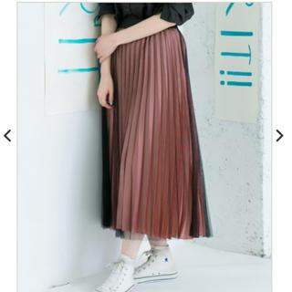 KBF - プリーツスカート