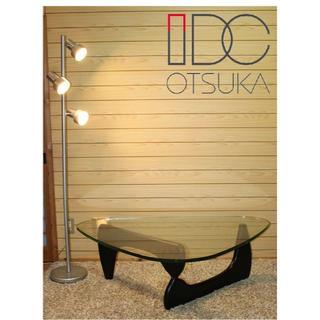オオツカカグ(大塚家具)のりつち様専用 IDC大塚家具ガラステーブル (ダイニングテーブル)