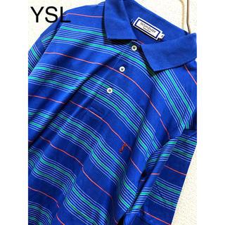 イヴサンローランボーテ(Yves Saint Laurent Beaute)のYves Saint Laurent イヴサンローラン YSL ポロシャツ(ポロシャツ)