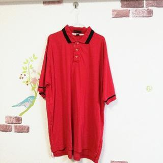 美品!JONATHAN COREV XL コットン 半袖 ポロシャツ(ポロシャツ)