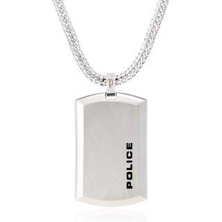 ポリス(POLICE)のPOLICE ネックレス Silver(ネックレス)