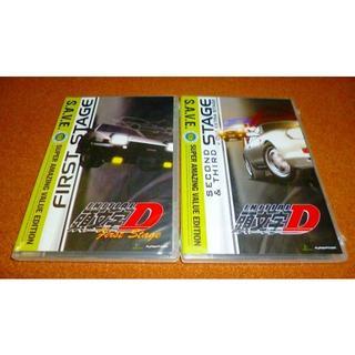 DVD【頭文字DイニシャルD】第123期全39話+OVA2話+劇場版!国内機OK(アニメ)