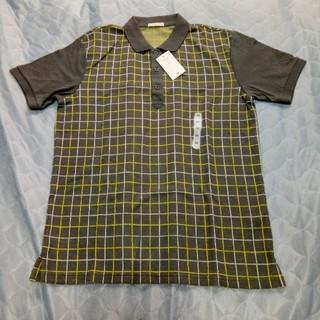 ジーユー(GU)のジーユー gu ポロシャツ 半袖シャツ ユニクロ(ポロシャツ)