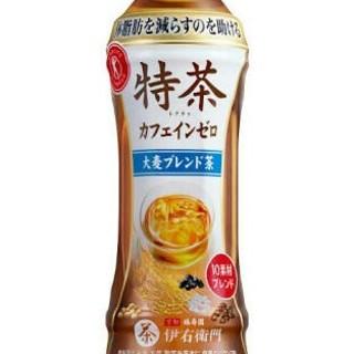 96本 送料無料 特茶 カフェインゼロ 500ml 48本×2 大麦ブレンド(茶)