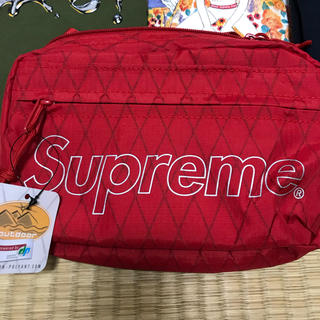 シュプリーム(Supreme)のSupreme shoulder bag 18fw 18aw(ショルダーバッグ)