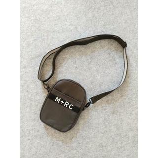 シュプリーム(Supreme)の希少品:M+RC ショルダーバッグ ブラック(ショルダーバッグ)