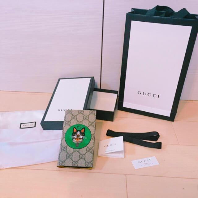 Gucci - GUCCI  iPhoneケース7.8の通販 by 情泣|グッチならラクマ