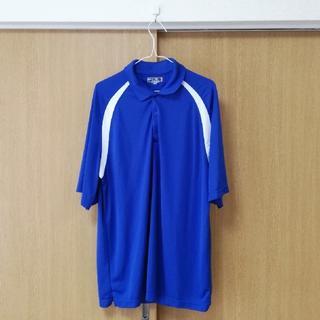 美品!Sport-tek XL ポリエステル 半袖 ポロシャツ(ポロシャツ)