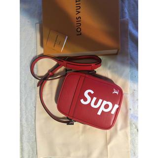 シュプリーム(Supreme)のSupreme  louis Vuitton バック(ショルダーバッグ)