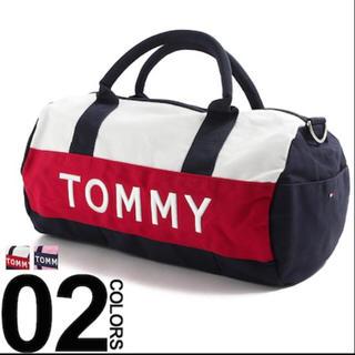 トミーヒルフィガー(TOMMY HILFIGER)のトミーヒルフィガー  ボストンバッグ 男女兼用 ペアルック(ボストンバッグ)
