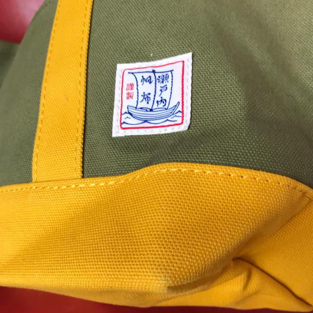 しまむら(シマムラ)の瀬戸内帆布 トートバッグ メンズのバッグ(トートバッグ)の商品写真