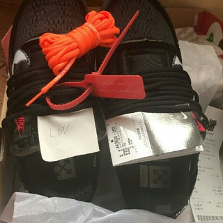 NIKE - NIKE AIR PRESTO THE TEN OFF-WHITE 27