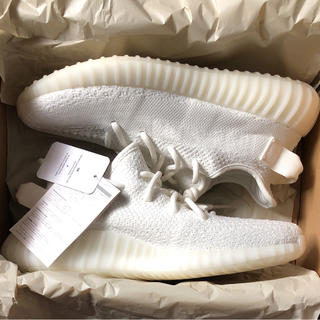 adidas - 26cm  Yeezy Boost 350 V2 Cream White